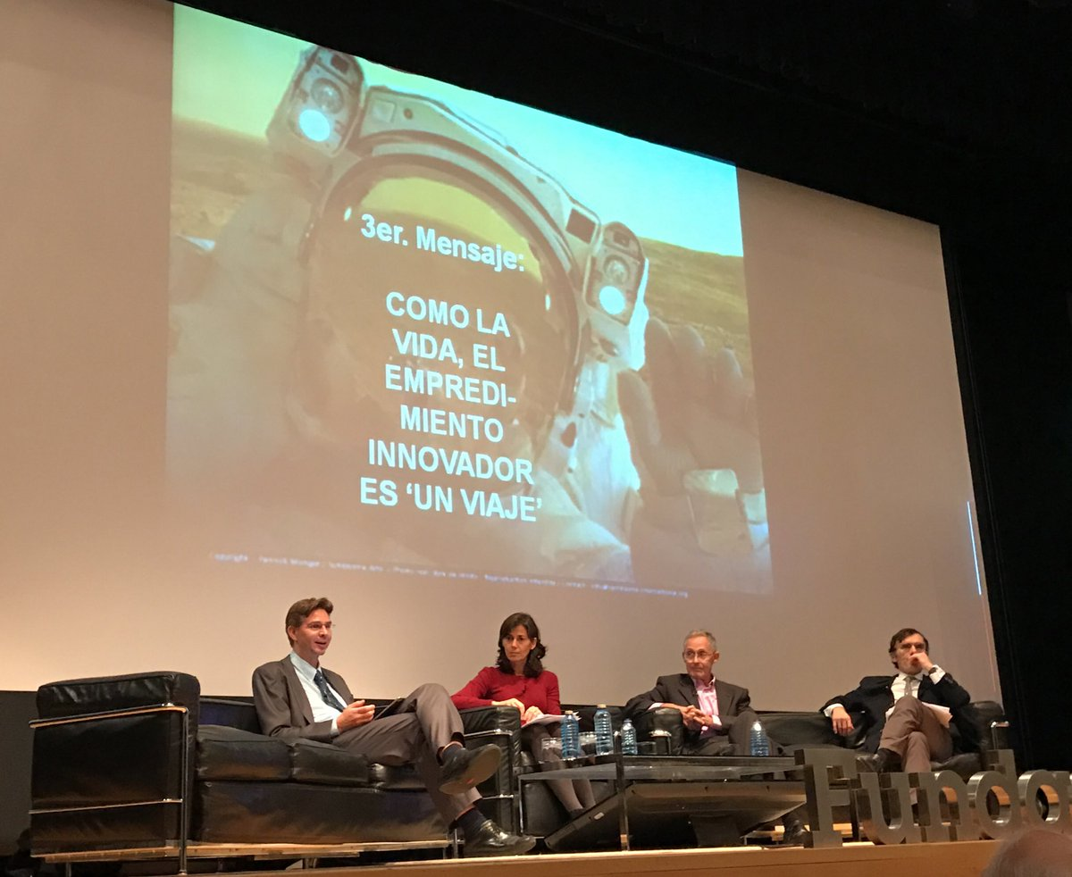 IFI in the Innovation Panel of the VI General Conference of the Spanish Foundations Association
