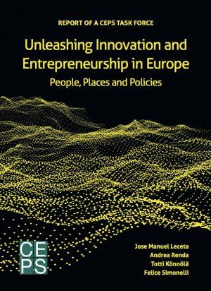 Liberar la innovación y el emprendimiento en Europa: personas, lugares y políticas