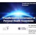 Transformative governance of personal health ecosystems