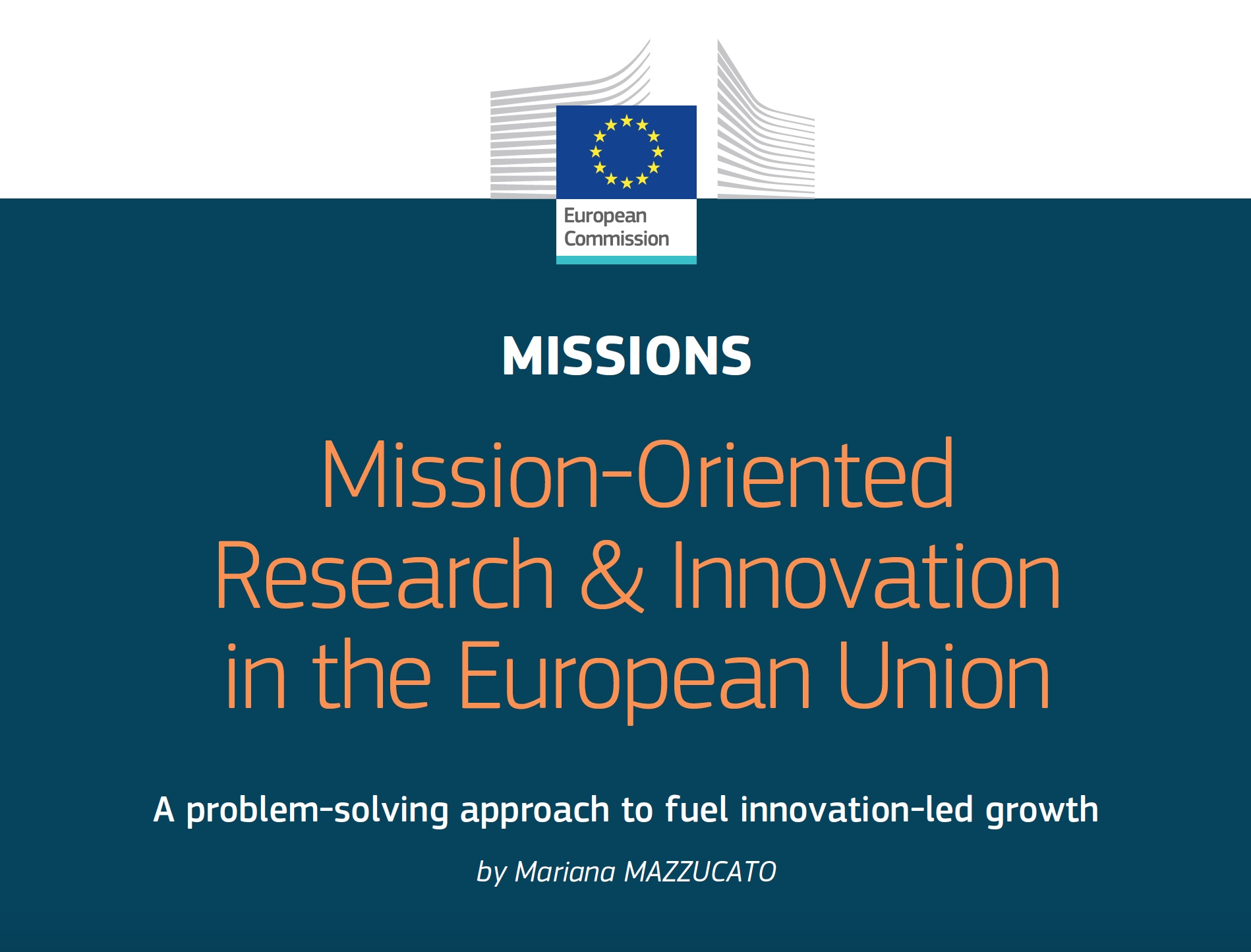 Systemic visions and experimentation – corner stones of research and innovation missions