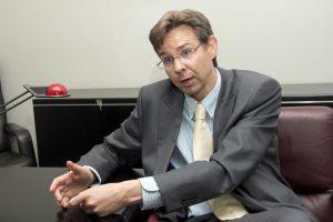 Totti Könnölä, experto en economía circular. FUNDACIÓN RAMÓN ARECES