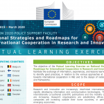 National strategies and roadmaps for international R&I Cooperation
